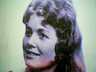 Image de l'auteur (quand elle était plus jeune...)
